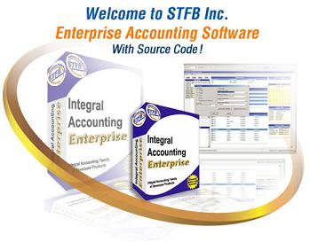 STFB Inc Complete Accounting and ERP Systems with Source Code for Multiple Platforms!